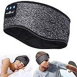 Écouteurs Bluetooth Sans Fil, LC-dolida Bandeau Bluetooth Casque Anti Bruit HiFi Stéréo Micro...
