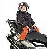 Moto siège enfant Piaggio MP3 500 Business/ LT Givi S650 noir