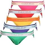 Calvin Klein Men's 5 Pack Edit Jockstraps, Multicoloured, M