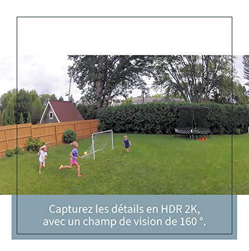 51CCJDd+nwL._SL500_ [Bon plan] !  Arlo Pro3 caméra de surveillance Wifi extérieure. caméra IP 2K HDR, rechargeable. Grand angle 160°, Audio Bi-direct...