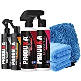 PRODUXA Premium Super Gloss & Ultra Hydrophobic Shine Spray: Revolutionary Paint Polish & Sealer | Essential-KIT
