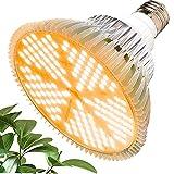 MILYN Lampe de Croissance 100W Lampe de Plante 150 LED Lampe Horticole...