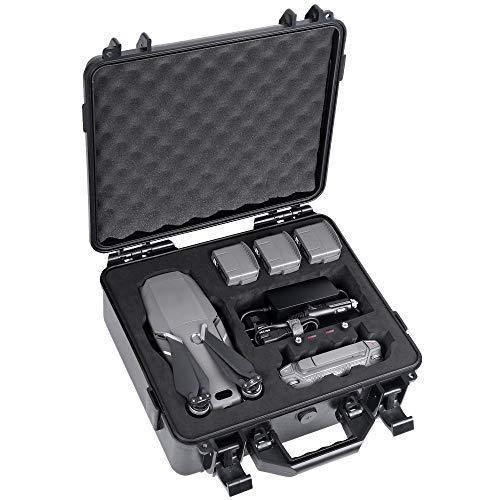 Smatree Custodia rigida per DJI Mavic 2 Zoom/Mavic 2 Pro fly more kit (Drone e accessori non...