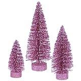 Vickerman Glitter Set Tabletop Tree