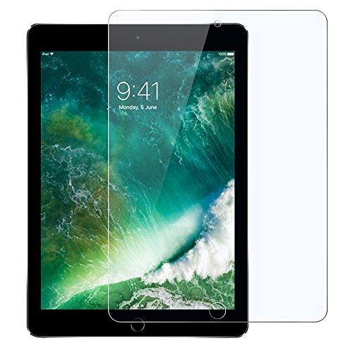 iPad Pro 10.5 ガラスフィルム,MY-LIVE 液晶保護フィルム 旭硝子採用 極薄型 0.26mm 高透過率 9H スクラッチ防止