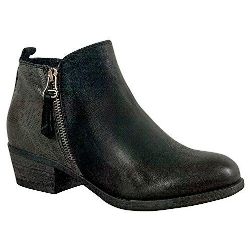 Miz Mooz Betty Women's Ankle Boot Black