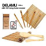 Sushi Making Kit, Bamboo Sushi Mat,...