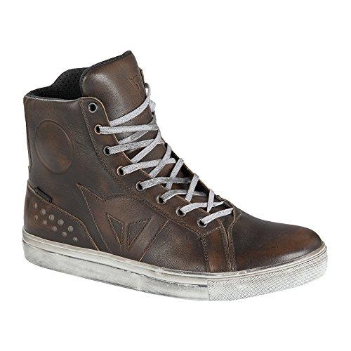 Dainese 1775174_005_42 Zapatos para Moto, Marrón Oscuro, 42