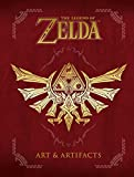 The Legend of Zelda: Art and Artifacts contains over four hundred pages of fully realized illustrations from the entire thirty-year history of The Legend of Zelda including artwork from The Legend of Zelda: Breath of the Wild! Every masterwork is pri...