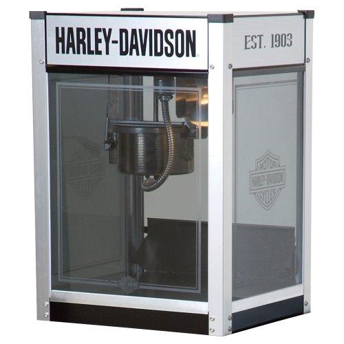Harley-Davidson Countertop Air Popcorn Machine