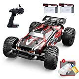 DEERC 9206E Remote Control Car 1:10 Scale Large RC Cars 48+ kmh High Speed for Adults Boys Kid,Extra...