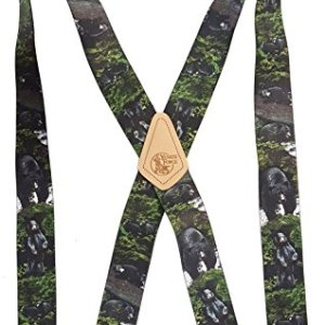 USA MADE CUSTOM SUSPENDERS 2″ WIDE STRONG METAL CLIPS BUY AMERICAN !…