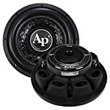 Audiopipe Shallow 12' Subwoofer DVC 4 ohm 800 Watts Max