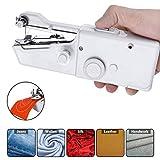 CHARMINER Handheld Sewing Machine, Mini Handy Cordless Portable Sewing Machine, Mini Sewing Machine,...