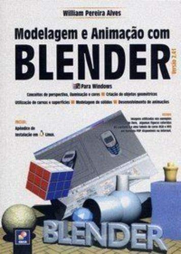 Modelado y animación con Blender