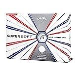 Callaway Golf Supersoft Golf Balls (White ),12 pack