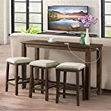Picket House Furnishings Dex Multipurpose Bar Table Set