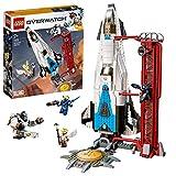 Construisez la fusée et la tour de lancement d'Overwatch dans l'une des cartes les plus populaires du jeu avec l'ensemble LEGO Overwatch Observatoire: Gibraltar 75975 Inclut les figurines Pharah, Ange et Faucheur et la grande figurine de Winston Les...