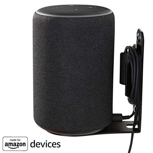 Soporte de pared 'Made for Amazon' para Echo Plus (2.ª...