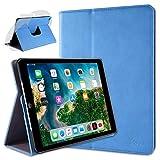 doupi Rotatif Housse pour iPad Air (1. Gen.), Deluxe 360 Degrés Smart Coque de...