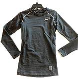 Nike HYPERWARM DF MX COMP LS (S, Black/White)