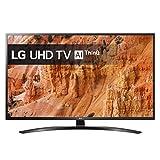 TV LED 4K 108 cm LG 43UM7400 TÃlÃviseur LCD 43 pouces TV ConnectÃe :...