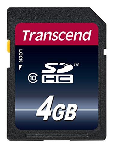 【Amazon.co.jp限定】Transcend SDHCカード 32GB Class10 (無期限保証) TS32GSDHC10E (FFP)