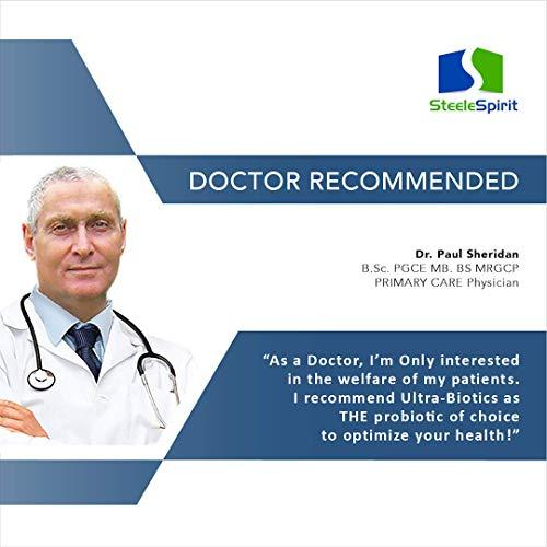 Probiotic Plus Best Prebiotic for Women Men Teens for Ultimate Deep Immune Gut and Digestive Health 5