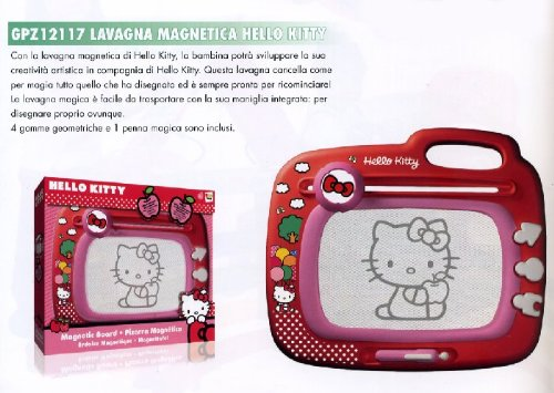 LAVAGNA MAGNETICA HELLO KITTY CCP12117
