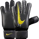 Nike Spyne Pro Soccer Goalkeeper Gloves (7, Gray/Yellow)