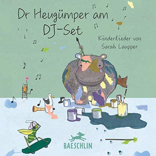 Dr Heugmper am DJ-Set