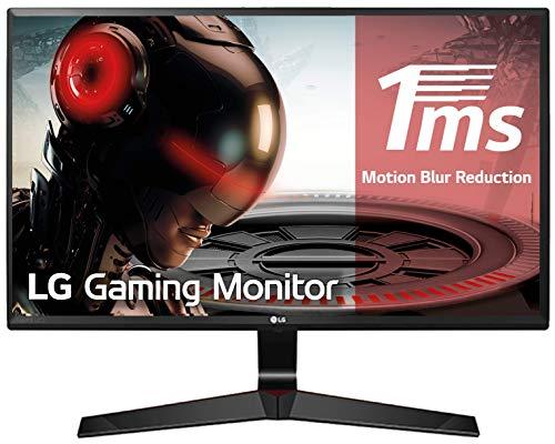 LG 27MP59G-P - Monitor Gaming FHD de 68, 6 cm (27') con Panel IPS...