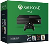 Xbox One 500GB Name Your Game Bundle - Xbox One (Video Game)