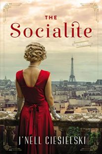 The Socialite by [J'nell Ciesielski]
