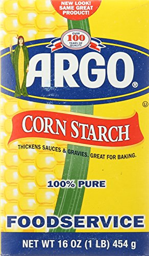 Argo, Cornstarch, 1 Pound(LB)