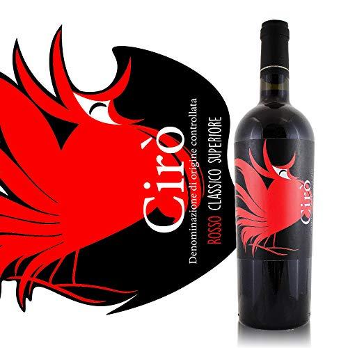 Cir Rosso Classico Superiore - Calabria DOC - 2016-75cl