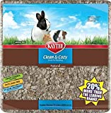 Kaytee Clean & Cozy Natural Small Animal Bedding, 72L