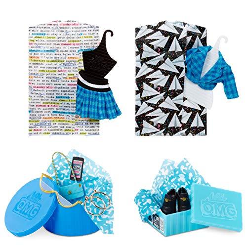 Image 2 - LOL Surprise Poupées mannequins collectionnables pour filles – Avec 20 surprises et accessoires - Class Prez - OMG Series 3