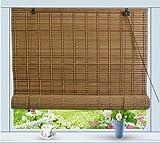 Thy Trading Bamboo Roll Up Window Blind Sun Shade W72 x H72