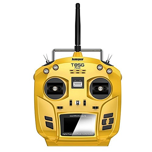 RotorLogic Jumper T8SG 2.4G V2 Plus - 12 Channel Multi-Protocol Compact Transmitter(Mode II)