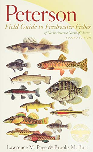 Peterson Field Guide to Freshwater Fishes, Second Edition (Paperback)