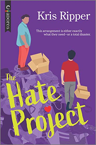 The Hate Project: An LGBTQ Romcom (The Love Study Book 2) by [Kris Ripper]