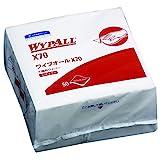日本製紙クレシア ワイプオールX70 パルプ+ポリプロピレン 日本 (1パック・50枚入) JWI0401