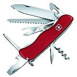 Victorinox Taschenmesser Outrider (14 Funktionen, Schere, Phillips-Schraubendreher, Feststellklinge, Korkenzieher)