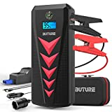 BuTure Booster Batterie, 2000A 22000mAh Portable Jump Starter, Démarrage...