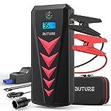 BuTure Booster Batterie, 2000A 22000mAh Portable Jump Starter, Démarrage de...