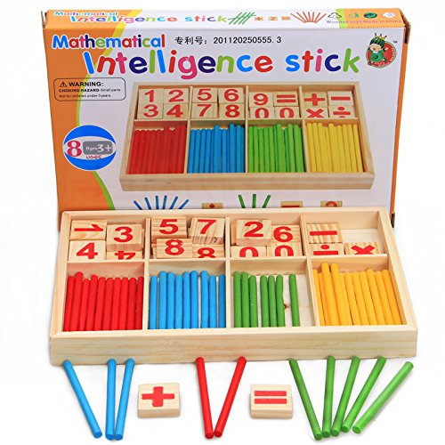 Tickles Multi Mathematical Intelligence Stick Toy for Kids Boys & Girls Birthday Gifts 3 Years Plus