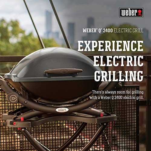 Product Image 3: Weber 55020001 Q 2400 Electric Grill , grey