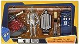 Kurt Adler Doctor Who 2D Printed Ornament Gift Box, 2.5-Inch, Set of 5 (Kitchen)