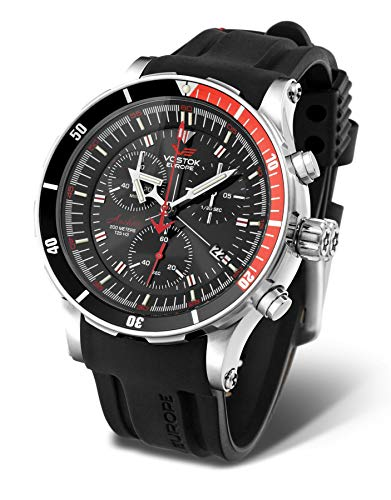 Vostok Europe Anchar Chrono Herr uhren 6S30/5105201